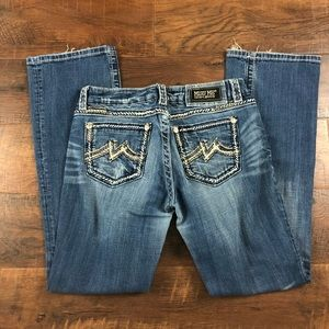 Miss Me Easy Boot Cut Jeans size 27